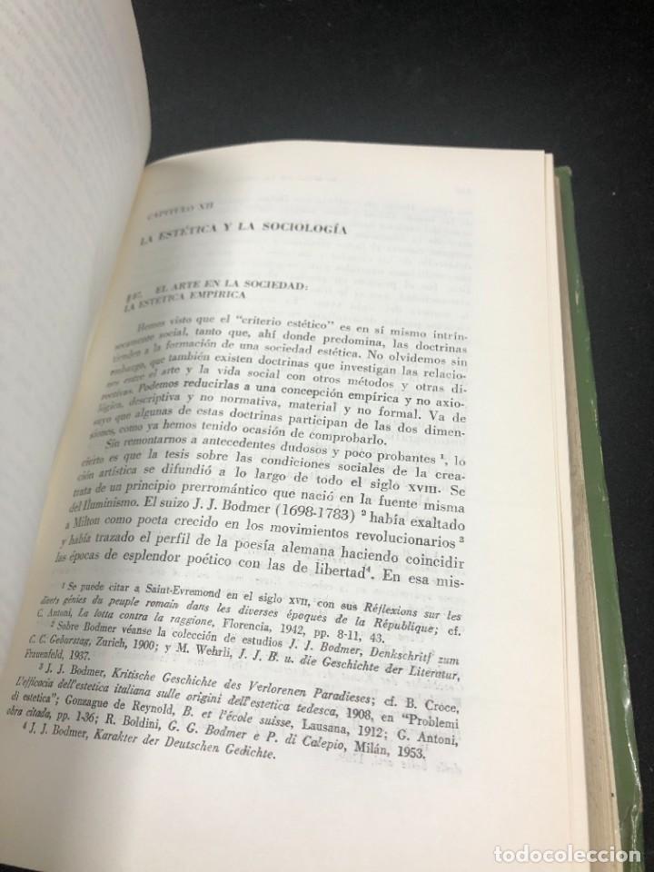 Libros de segunda mano: La Estética Contemporánea. Una investigación. Guido Morpurgo - Tagliabue. Losada Buenos Aires 1971 - Foto 5 - 261518235