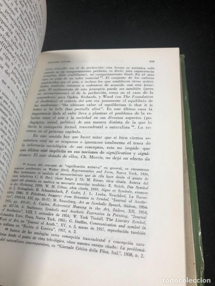 Libros de segunda mano: La Estética Contemporánea. Una investigación. Guido Morpurgo - Tagliabue. Losada Buenos Aires 1971 - Foto 6 - 261518235