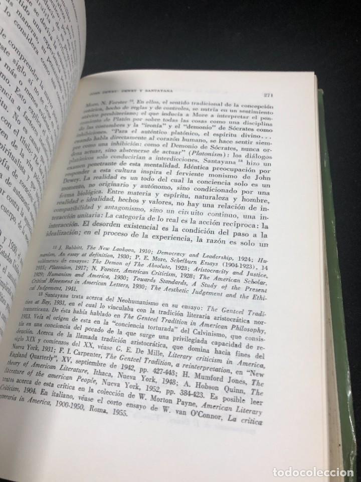 Libros de segunda mano: La Estética Contemporánea. Una investigación. Guido Morpurgo - Tagliabue. Losada Buenos Aires 1971 - Foto 7 - 261518235