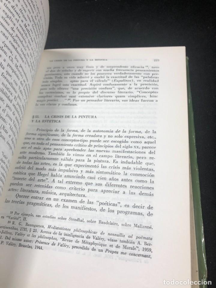 Libros de segunda mano: La Estética Contemporánea. Una investigación. Guido Morpurgo - Tagliabue. Losada Buenos Aires 1971 - Foto 8 - 261518235
