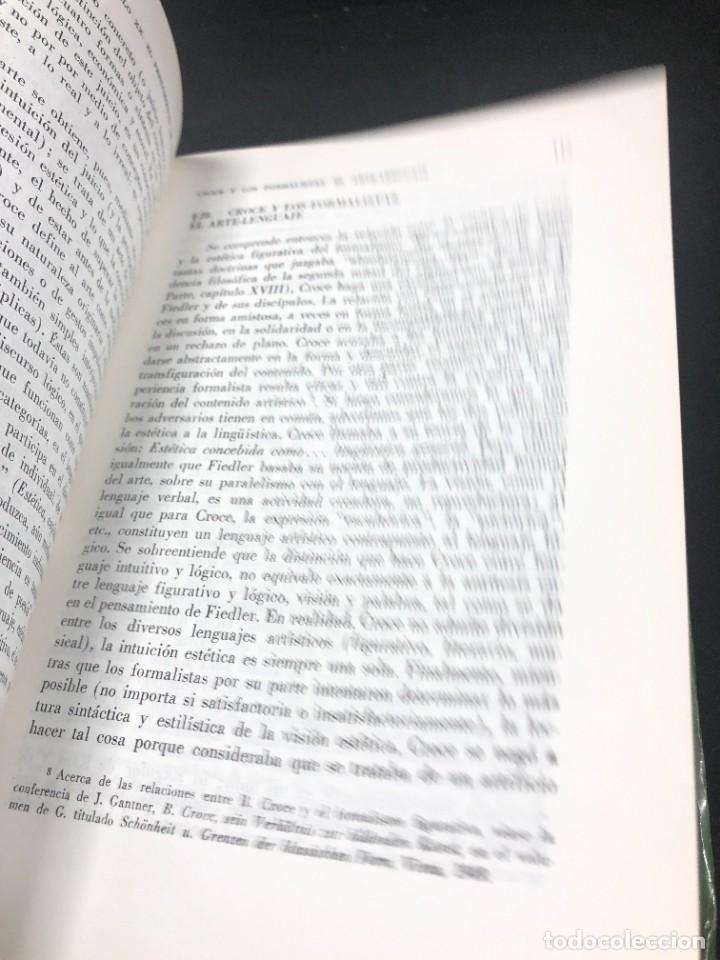 Libros de segunda mano: La Estética Contemporánea. Una investigación. Guido Morpurgo - Tagliabue. Losada Buenos Aires 1971 - Foto 10 - 261518235
