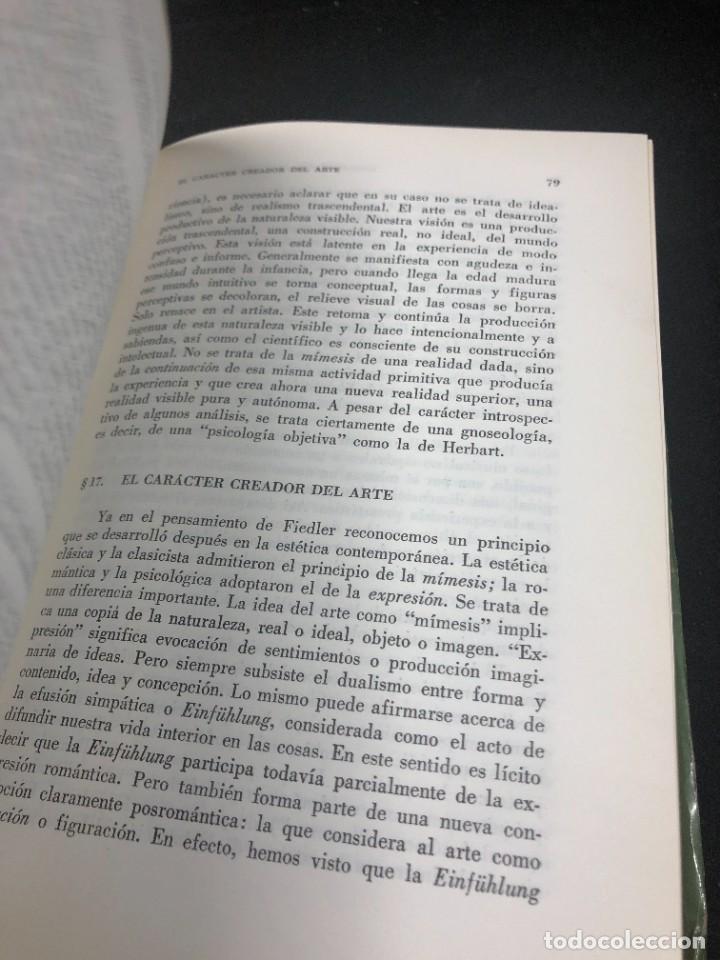 Libros de segunda mano: La Estética Contemporánea. Una investigación. Guido Morpurgo - Tagliabue. Losada Buenos Aires 1971 - Foto 11 - 261518235