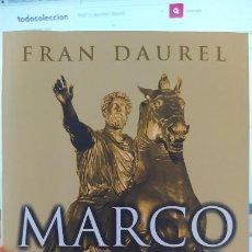 Libros de segunda mano: MARCO AURELIO: VIDA Y PENSAMIENTOS DAUREL, FRAN PUBLICADO POR VIENA (2000). Lote 262253405