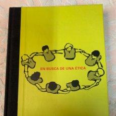 Libros de segunda mano: EN BUSCA DE UNA ÉTICA,KEVIN POWER. Lote 263555700