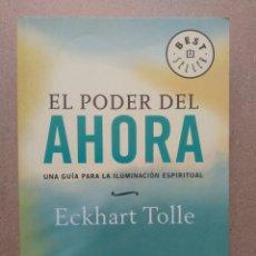 Libros de segunda mano: EL PODER DEL AHORA. Lote 263574200