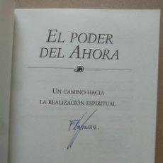 Libros de segunda mano: EL PODER DEL AHORA. Lote 263582110