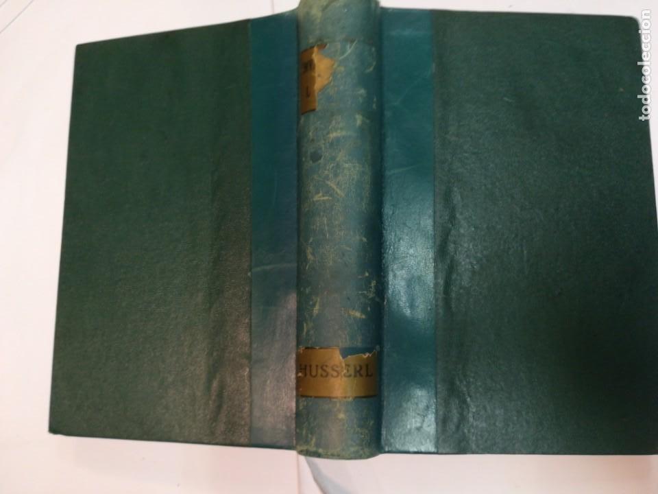 D.E. HUSSERL ABREVIATURA DE INVESTIGACIONES LÓGICAS SA4308 (Libros de Segunda Mano - Pensamiento - Filosofía)