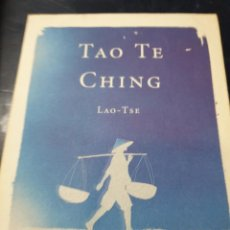 Libri di seconda mano: TAO TE CHING LAO-TSE. Lote 266851764