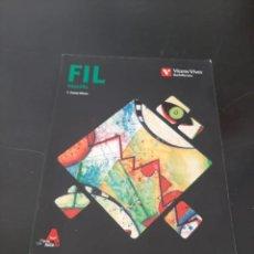 Libros de segunda mano: FILOSOFIA. Lote 267140349