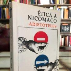 Libri di seconda mano: ÉTICA A NICÓMACO. ARISTÓTELES. PEDIDO MÍNIMO 5€. Lote 268968844