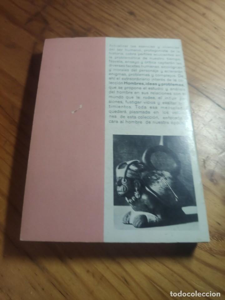 Libros de segunda mano: ANTONIO CUNILLERA: SARTRE Y EL EXISTENCIALISMO - COLECCIÒN ;HOMBRES,IDEAS,PROBLEMAS - 1968 - 1ª EDIC - Foto 6 - 269328778
