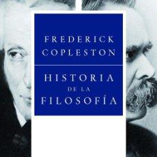 Libros de segunda mano: HISTORIA DE LA FILOSOFÍA III. - COPLESTON, FREDERICK.. Lote 269340478