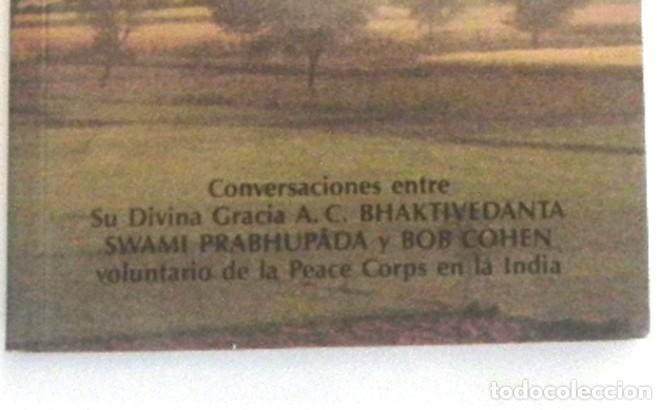 Libros de segunda mano: PREGUNTAS PERFECTAS RESPUESTAS PERFEC. LIBRO CONVERSACIONES BHAKTIVEDANTA INDIA RELIGIÓN PENSAMIENTO - Foto 2 - 269340913