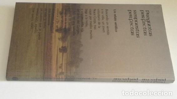 Libros de segunda mano: PREGUNTAS PERFECTAS RESPUESTAS PERFEC. LIBRO CONVERSACIONES BHAKTIVEDANTA INDIA RELIGIÓN PENSAMIENTO - Foto 5 - 269340913