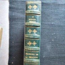 Libros de segunda mano: FILOSOFIA DE LA RELIGION. MANUEL FRAIJO. ED. TROTTA 1994. 774B PAGS.. Lote 269397623