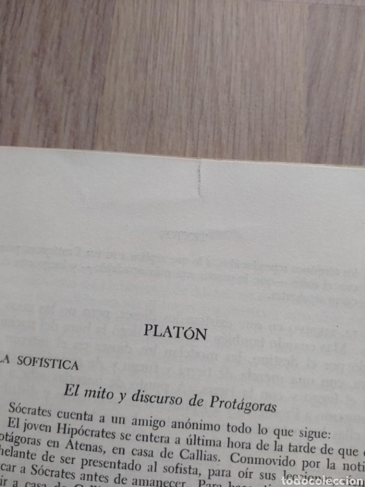Libros de segunda mano: Antología de la filosofía Griega. José Gaos. - Foto 8 - 269398108