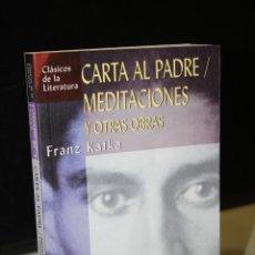 Libros de segunda mano: CARTA AL PADRE / MEDITACIONES SOBRE EL PECADO, EL SUFIRMIENTO, LA ESPERANZA Y EL CAMINO VERDADERO /. Lote 269442488