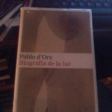 Libri di seconda mano: PABLO D,ORS. BIOGRAFÍA DE LA LUZ. GALAXIA GUTENBERG PRECINTADO. Lote 269491533