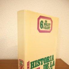 Libros de segunda mano: FREDERICK COPLESTON: HISTORIA DE LA FILOSOFÍA: 6, DE WOLFF A KANT (ARIEL, 1991) EXCELENTE ESTADO. Lote 270353478