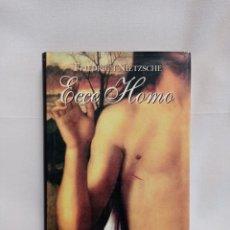 Libros de segunda mano: ECCE HOMO FRIEDRICH NIETZSCHE. Lote 270566218