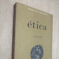 Libros de segunda mano: ETICA - D. BONHOEFFER. Lote 274634863