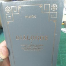 Libros de segunda mano: PLATON. DIÁLOGOS I. BIBLIOTECA BÁSICA DE GREDOS. Lote 275532498