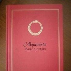 Libros de segunda mano: EL ALQUIMISTA - EDICIÓN CONMEMORATIVA. Lote 275927913
