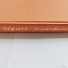 Libros de segunda mano: DALAI LAMA EL ARTE DE LA FELICIDAD HOWARD C. CUTLER 1999. Lote 277068753
