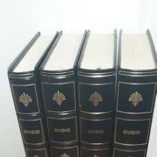 Libros de segunda mano: OVIDIO. BIBLIOTECA GREDOS. Lote 277258158