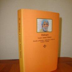 Libros de segunda mano: DIÁLOGOS - SÉNECA - TECNOS, MUY BUEN ESTADO. Lote 277543598