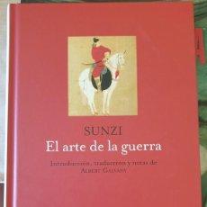 Libros de segunda mano: EL ARTE DE LA GUERRA. - SUNZI.. Lote 277592373