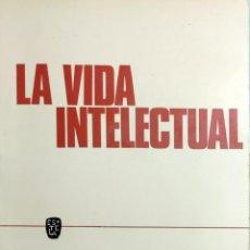 Libros de segunda mano: LA VIDA INTELECTUAL / A. D. SERTILLANGES. EDITORIAL ESTELA, 1969. (COLECCIÓN ESTELA ; 10).. Lote 279377313