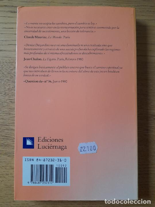 Libros de segunda mano: De nacimiento en nacimiento, Desjardins, Denise, ed. Luciernaga, 1992 - Foto 7 - 287344968