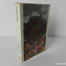Libros de segunda mano: HISTORIA DE LA CIENCIA: DE SAN AGUSTIN A GALILEO (1) SIGLOS V-XIII - ALIANZA EDIT.-1974. Lote 287780268