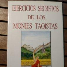 Libros de segunda mano: EJERCICIOS SECRETOS DE LOS MONJES TAOÍSTAS. KIM TAWN. SIRIO. TAOÍSMO. TAO TE KING. PRIMERA EDICIÓN. Lote 290148623