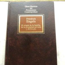 Libros de segunda mano: HERBERT MARCUSE EL HOMBRE UNIDIMENSIONAL PENSAMIENTO CONTEMPORANEO - LIBRO KREATEN. Lote 297155943