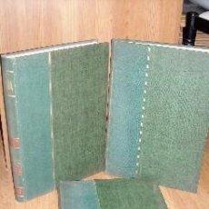 Libros de segunda mano: LA TIERRA Y SUS LÍMITES 3T DE SALVAT EN NAVARRA 1967. Lote 27170605
