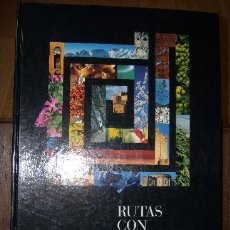 Libros de segunda mano: RUTAS CON ENCANTO POR ESPAÑA DE EDICIONES AGUILAR / EL PAÍS EN BARCELONA 1999. Lote 185694106