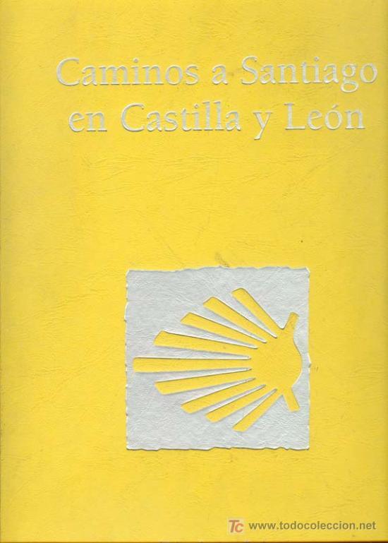 Libros de segunda mano: Caminos a Santiago en Castilla y León - Foto 2 - 27224014