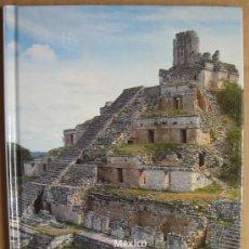 Libros de segunda mano: MÉXICO. VIAJES AL ARTE. LAS CIUDADES MAYAS DE YUCATÁN. Lote 13373226