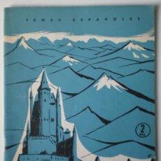 Libros de segunda mano: BIOGRAFIA DE LA CORDILLERA CENTRAL. Lote 19631167