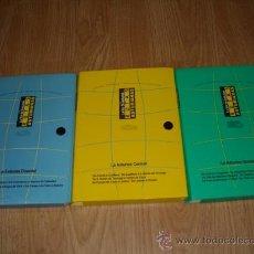 Libros de segunda mano: RUTAS ASTURIANAS (3 CARPETAS) POR LA VOZ DE ASTURIAS EN OVIEDO 1990. Lote 25740516