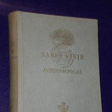 Libros de segunda mano: EL MUNDO EN COLOR: SABER VIVIR INTERNACIONAL. FORMA DE COMPORTARSE EN TODOS LOS PAISES. Lote 163953081