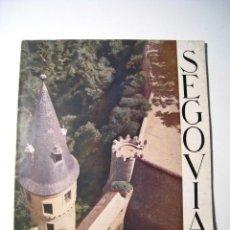 Libros de segunda mano: SEGOVIA - GUIA GRAFICA - DGT. Lote 16324872