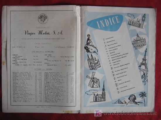 Libros de segunda mano: EUROPA 1957 - Foto 4 - 16332584
