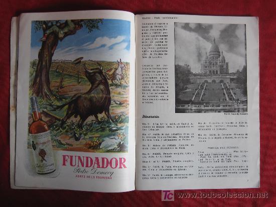 Libros de segunda mano: EUROPA 1957 - Foto 6 - 16332584