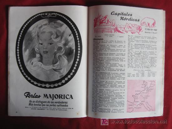 Libros de segunda mano: EUROPA 1957 - Foto 7 - 16332584