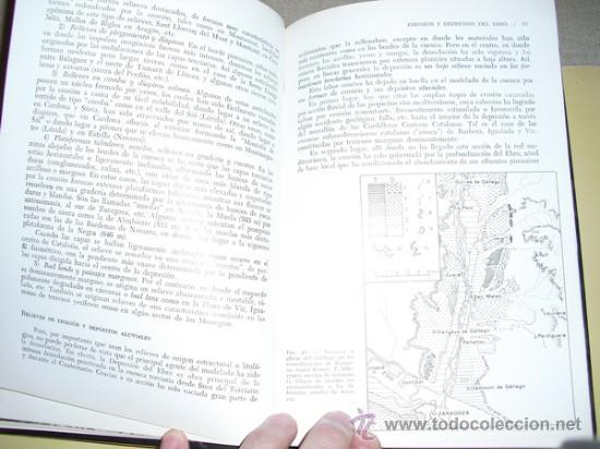 Libros de segunda mano: GEOGRAFIA GENERAL DE ESPAÑA TERAN, SOLE SABARIS Y OTROS PRIMERA EDICION - Foto 2 - 26098353