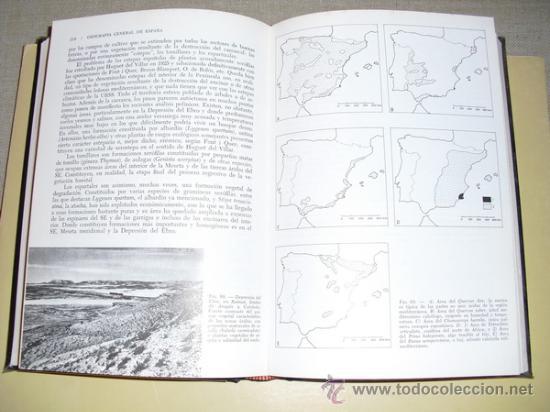 Libros de segunda mano: GEOGRAFIA GENERAL DE ESPAÑA TERAN, SOLE SABARIS Y OTROS PRIMERA EDICION - Foto 3 - 26098353