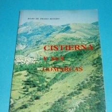Libros de segunda mano: CISTIERNA Y SUS COMARCAS. JULIO DE PRADO REYERO. 1980. 126 PÁG.. Lote 70353482
